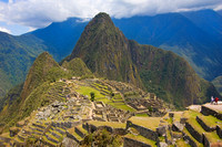 The Grandeur of Machu Picchu